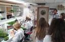Le lycée Julien Wittmer de Charolles (71) visite la SFR Biosciences